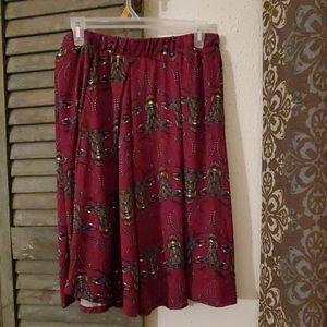Beautiful Deer skirt